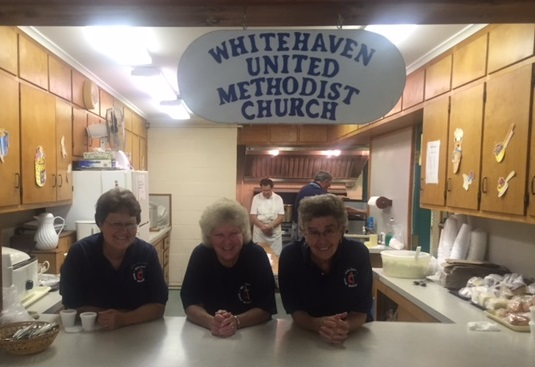 Welcome to White Haven UMC!