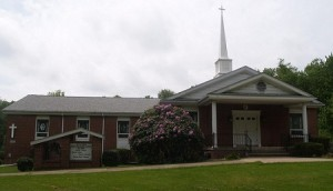 White Haven UMC Bldg